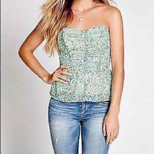 Guess Ditsy Floral Top